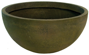 "Aquascape 32"" Green Slate Patio Pond - Planting Containers - Pond Plant Care - Part Number: 98856 - Aquascape Pond Supplies"