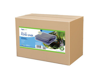 Aquascape 45 mil EPDM Boxed Liner 10' x 12' - Pond Liner - Pond Liners & Underlayment - Part Number: 85000 - Aquascape Pond Supplies