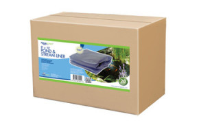 Aquascape 45 mil EPDM Boxed Liner 8' x 10' - Pond Liners & Underlayment - Part Number: 85009 - Pond Supplies