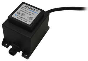 Aquascape 6 Watt 12 Volt Transformer - Transformers - Pond Lights & Lighting - Part Number: 98375 - Aquascape Pond Supplies