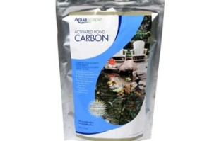 Aquascape Activated Pond Carbon – 2 lb. – Pond Filtration – Part Number: 80000 – Pond Supplies
