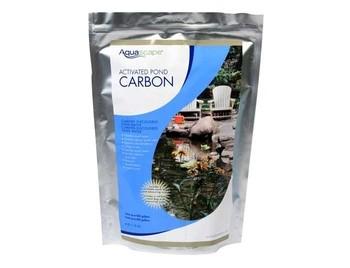 Aquascape Activated Pond Carbon - 2 lb. - Filter Media - Pond Filtration - Part Number: 80000 - Aquascape Pond Supplies