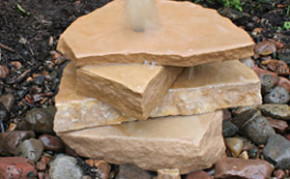 Aquascape Aquarocks - 5 gal Sandstone - Decorative Water Features - Part Number: 97068 - Pond Supplies