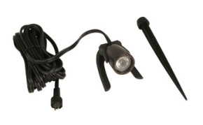 Aquascape Aquascape LED Pond and Landscape Spotlight 1-Watt - Pond Lights & Lighting - Part Number: 84031 - Pond Supplies