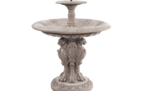 Aquascape Baroque Fountain - Decorative Water Features - Part Number: 78154 - Pond Supplies