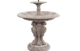 Aquascape Baroque Fountain – Decorative Water Features – Part Number: 78154 – Pond Supplies