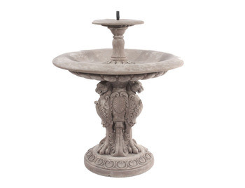 Aquascape Baroque Fountain - Self Contained Fountains - Decorative Water Features - Part Number: 78154 - Aquascape Pond Supplies