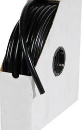 "Aquascape Black Vinyl Tubing 3/4"" X 50' - Vinyl - Pipe and Pond Plumbing - Part Number: 94010 - Aquascape Pond Supplies"