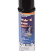 Aquascape Black Waterfall Foam - 16 oz - Installation Products - Part Number: 21053 - Pond Supplies