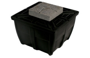 Aquascape Bubbling Fountain Stone Kit – Decorative Water Features – Part Number: 58069 – Pond Supplies
