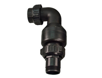 Aquascape Check Valve Assembly Signature Seriest Skimmer Or Micropondless Pipe And Pond