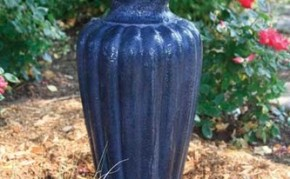 Aquascape Classic Greek Urn Fountain Kit - Large/Gray Slate - Decorative Water Features - Part Number: 78066 - Pond Supplies