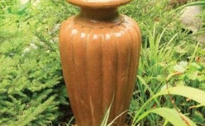 Aquascape Classic Greek Urn Fountain Kit - Large/Powdered Terra Cotta - Decorative Water Features - Part Number: 78063 - Pond Supplies