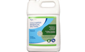 Aquascape Cold Water Beneficial Bacteria/Liquid 4 ltr/1.1 gal - Seasonal Pond Care - Part Number: 96021 - Pond Supplies