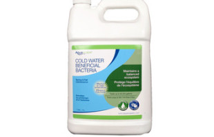 Aquascape Cold Water Beneficial Bacteria/Liquid 4 ltr/1.1 gal – Seasonal Pond Care – Part Number: 96021 – Pond Supplies