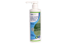 Aquascape Cold Water Beneficial Bacteria/Liquid - 500 ml/16.9 oz - Seasonal Pond Care - Part Number: 98893 - Pond Supplies