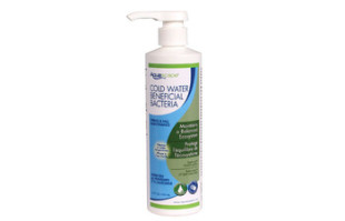 Aquascape Cold Water Beneficial Bacteria/Liquid – 500 ml/16.9 oz – Seasonal Pond Care – Part Number: 98893 – Pond Supplies