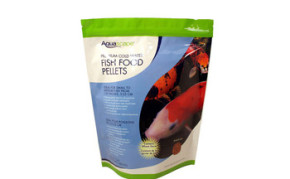Aquascape Cold Water Fish Food Pellets 1kg - Seasonal Pond Care - Part Number: 98871 - Pond Supplies