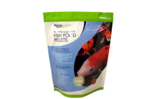 Aquascape Cold Water Fish Food Pellets 1kg – Seasonal Pond Care – Part Number: 98871 – Pond Supplies