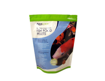 Aquascape Cold Water Fish Food Pellets 1kg - Fish Food - Seasonal Pond Care - Part Number: 98871 - Aquascape Pond Supplies