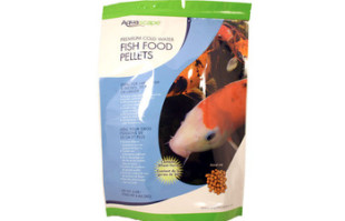 Aquascape Cold Water Fish Food Pellets 2kg – Seasonal Pond Care – Part Number: 98872 – Pond Supplies