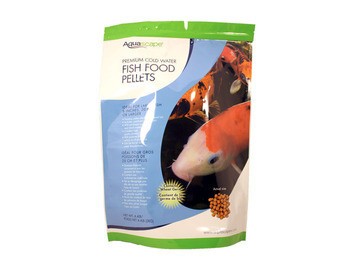 Aquascape Cold Water Fish Food Pellets 2kg - Fish Food - Seasonal Pond Care - Part Number: 98872 - Aquascape Pond Supplies