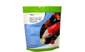 Aquascape Cold Water Fish Food Pellets 500g - Seasonal Pond Care - Part Number: 98870 - Pond Supplies
