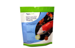 Aquascape Cold Water Fish Food Pellets 500g – Seasonal Pond Care – Part Number: 98870 – Pond Supplies