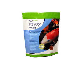 Aquascape Cold Water Fish Food Pellets 500g - Fish Food - Seasonal Pond Care - Part Number: 98870 - Aquascape Pond Supplies
