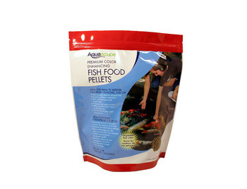 Aquascape Color Enhancing Fish Food Pellets 500g - Fish Food - Fish Care & Food - Part Number: 98873 - Aquascape Pond Supplies