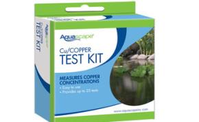 Aquascape Copper Test Kit (25 tests) - Pond Filtration - Part Number: 96020 - Pond Supplies