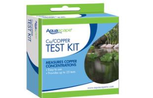 Aquascape Copper Test Kit (25 tests) – Pond Filtration – Part Number: 96020 – Pond Supplies