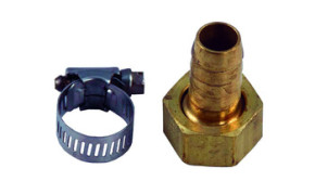 Aquascape Fill Valve Spigot Connector 1/2