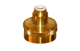 Aquascape Fill Valve Spigot Connector 1/4″ Poly – Installation Products – Part Number: 7000 – Pond Supplies