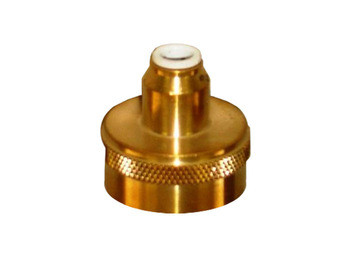 "Aquascape Fill Valve Spigot Connector 1/4"" Poly - Water Fill Valves - Installation Products - Part Number: 7000 - Aquascape Pond Supplies"