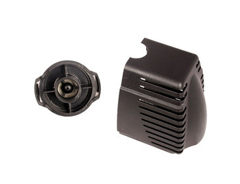 Aquascape Front Cover Kit 550/800 GPH - Replacement Parts - Pond Pumps & Accessories - Part Number: 91051 - Aquascape Pond Supplies