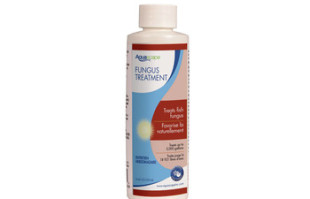 Aquascape Fungus Treatment (Liquid) 250 g / 8.5 oz – Fish Care & Food – Part Number: 81040 – Pond Supplies