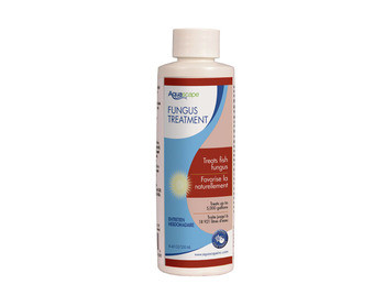Aquascape Fungus Treatment (Liquid) 250 g / 8.5 oz - Treatments - Fish Care & Food - Part Number: 81040 - Aquascape Pond Supplies