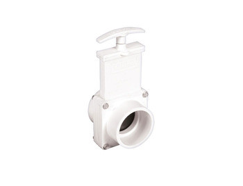 "Aquascape Gate Valve 2"" - Valves - Pipe and Pond Plumbing - Part Number: 99208 - Aquascape Pond Supplies"