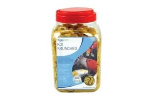 Aquascape Koi Krunchies – 400 g – Fish Care & Food – Part Number: 81000 – Pond Supplies