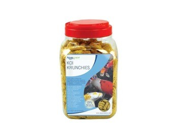 Aquascape Koi Krunchies - 400 g - Fish Food - Fish Care & Food - Part Number: 81000 - Aquascape Pond Supplies