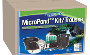 Aquascape MicroPond® Kit 4'x6' (250 Gallons) - Pond and Pondless Kits - Part Number: 99763 - Pond Supplies