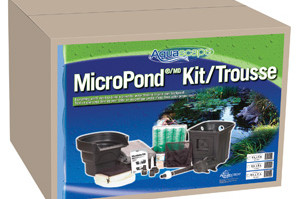 Aquascape MicroPond® Kit 8'x11′ (1000 Gallons) – Pond and Pondless Kits – Part Number: 99765 – Pond Supplies