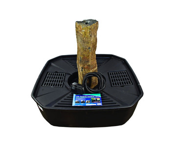 Aquascape Mongolian Basalt Fountain Kit Gyfw Stone Decorative Water Features Part Number