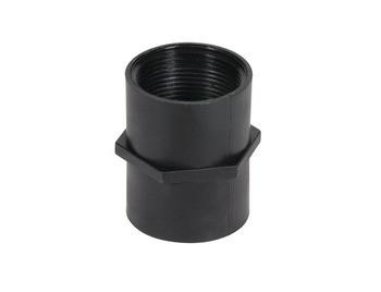 "Aquascape PVC Female Thread Pipe Coupling 1.25"" - Fittings"