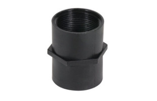Aquascape PVC Female Thread Pipe Coupling 1.5″ – Pipe and Pond Plumbing – Part Number: 99179 – Pond Supplies