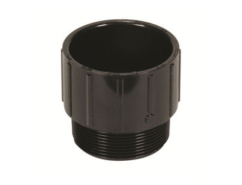 """Aquascape PVC Male Pipe Adapter 1.5"""" x 2"""" - Fittings"""