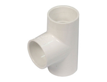 "Aquascape PVC Tee Fitting 2"" - Fittings"