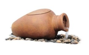 Aquascape Pond Filter Urn - Pond Filtration - Part Number: 77006 - Pond Supplies