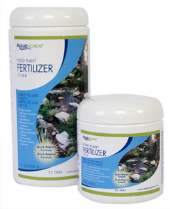 Aquascape Pond Plant Fertilizer Tabs 72 count - Pond Plant Care - Fertilizer - Part Number: 98919 - Aquascape Pond Supplies